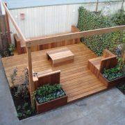 houten constructies plaatsen